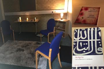 Multi-Faith Room Icon